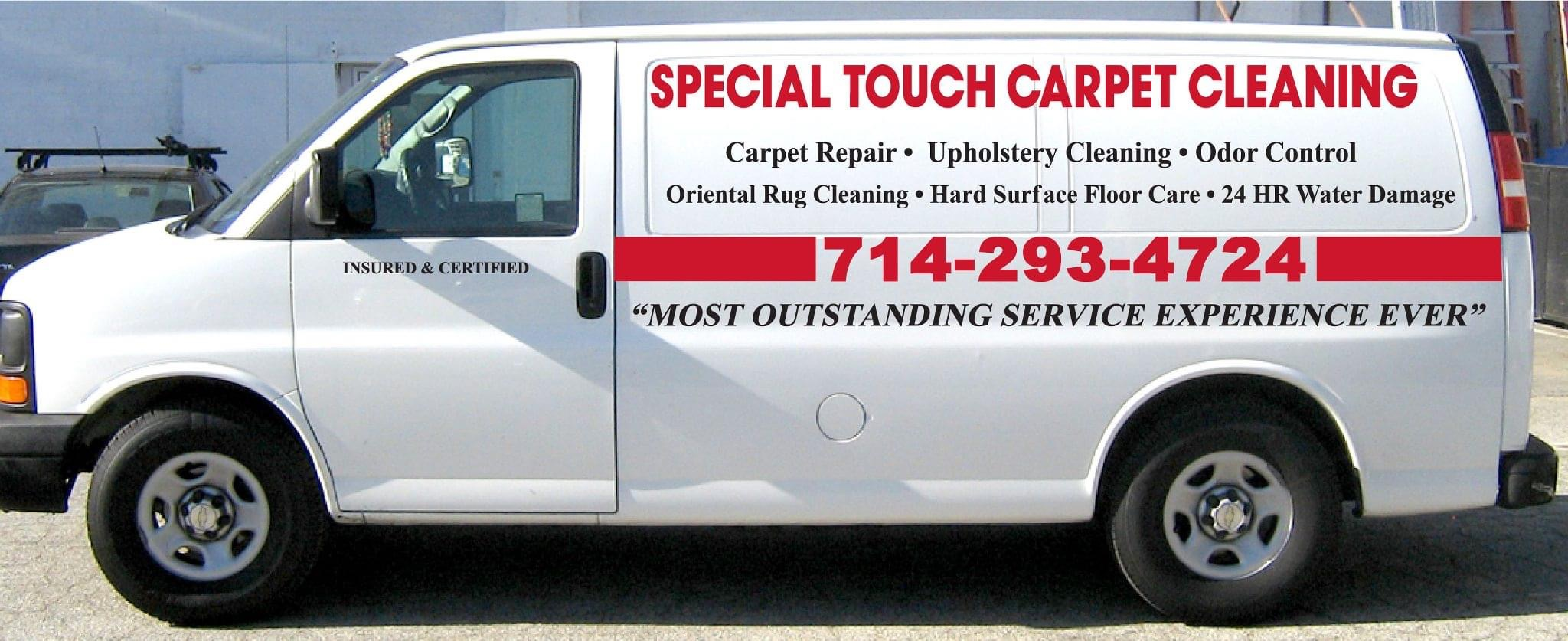 Special Touch Carpet Cleaning