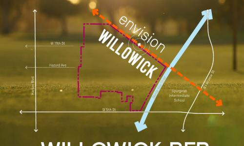 Willowick RFP cover photo.