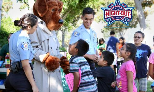 2019 National Night Out Promotion Photo