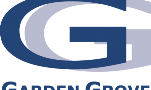 City of Garden Grove logo.