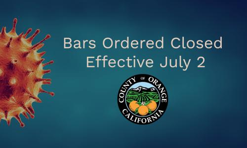 Bard ordered closed effective July 2
