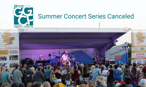 Summer Concert Series Canceled preview image.