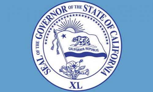Seal of the Governor.