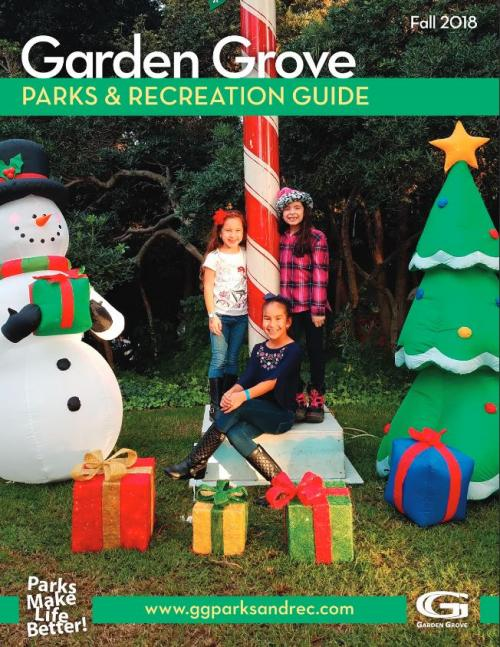 Ordinaire Parks And Rec Guide