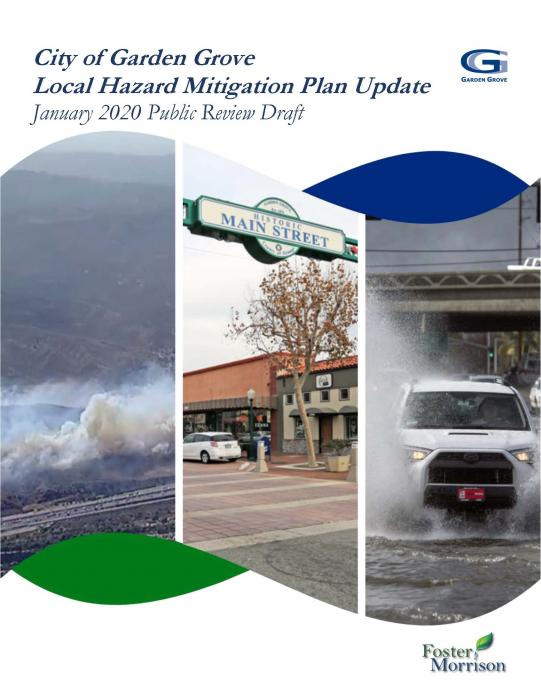 Draft Local Hazard Mitigation Plan