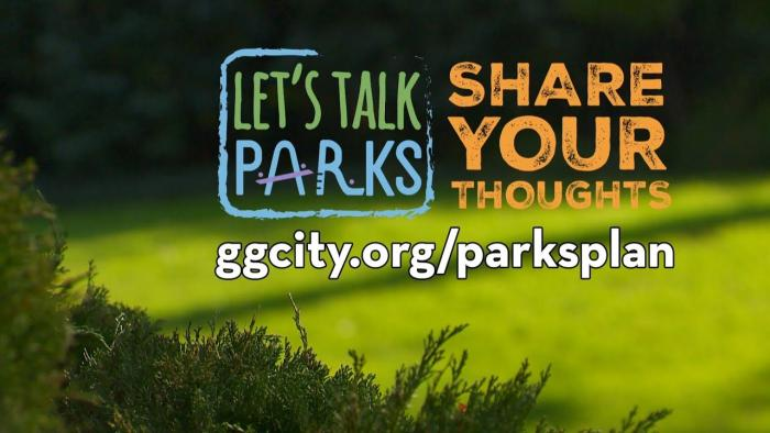 Let's Talk Parks, Share Your Thoughts!