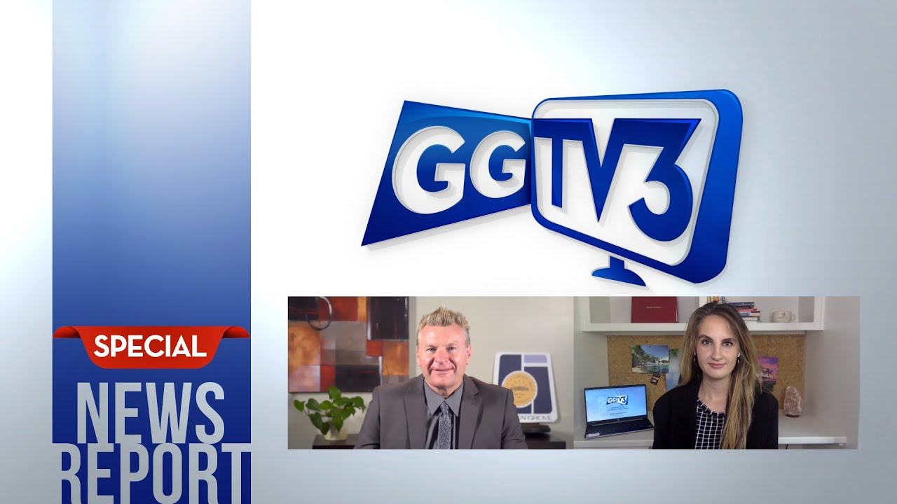 Garden Grove TV3 Special News Report:  Mayor Steve Jones