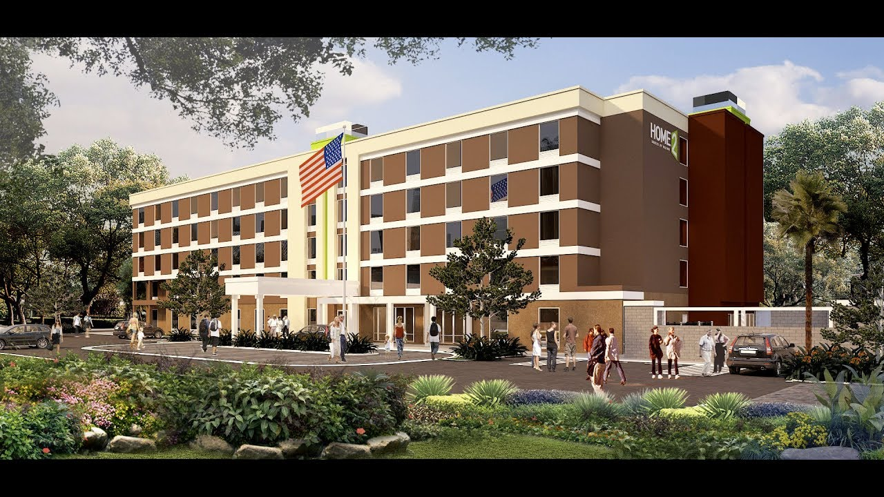 Home2Suites Breaks Ground 2019